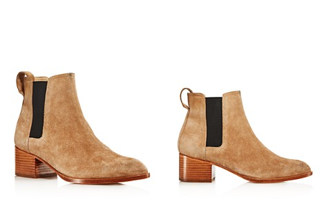rag & bone Women's Walker Pointed Toe Suede Mid-Heel Booties - Bloomingdale's_2