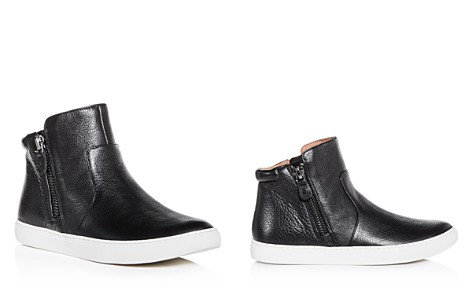 Gentle Souls by Kenneth Cole Women's Carter Leather High Top Sneakers - Bloomingdale's_2