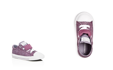 Converse Girls' Chuck Taylor All Star Maddie Mouse Slip-On Sneakers - Baby, Walker, Toddler - Bloomingdale's_2