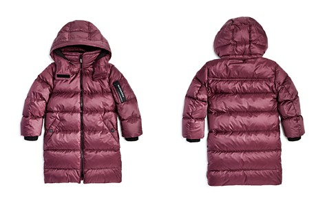 Burberry Girls' Briton Down Puffer Coat - Little Kid, Big Kid - Bloomingdale's_2