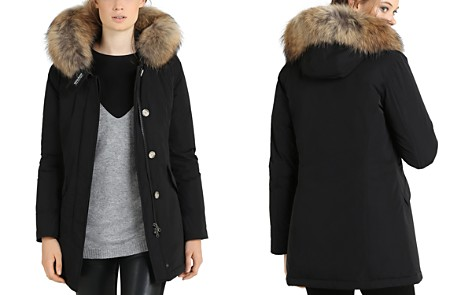 WOOLRICH JOHN RICH & BROS Fur Trim Luxury Arctic Parka - Bloomingdale's_2