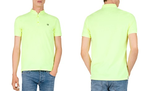 The Kooples New Shiny Pique Slim Fit Polo - Bloomingdale's_2