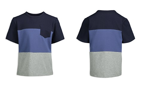 Mini Series Boys' Color-Blocked Pocket Tee, Little Kid - 100% Exclusive - Bloomingdale's_2