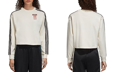 adidas Originals Adibreak Cropped Sweatshirt - Bloomingdale's_2