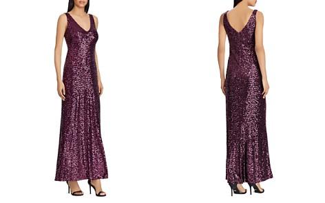 Lauren Ralph Lauren Sequin-Embellished Gown - Bloomingdale's_2
