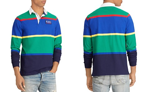 Polo Ralph Lauren Hi Tech Classic Fit Rugby Shirt - 100% Exclusive - Bloomingdale's_2