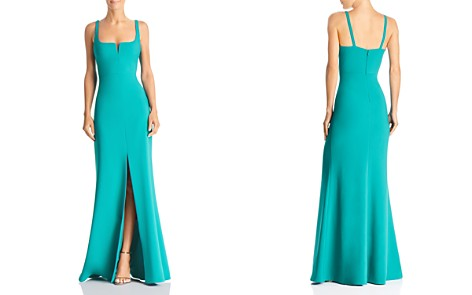 LIKELY Constance Slit-Front Gown - Bloomingdale's_2
