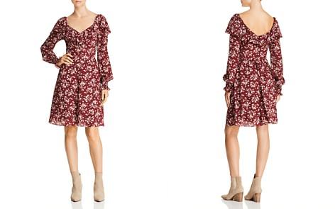 Rebecca Taylor Tilda Floral Silk Dress - Bloomingdale's_2