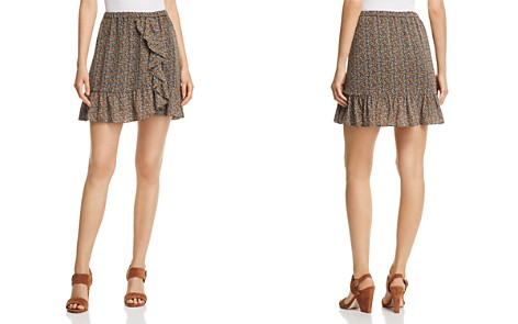 MICHAEL Michael Kors Pop Deco Tulip Print Ruffle Skirt - 100% Exclusive - Bloomingdale's_2