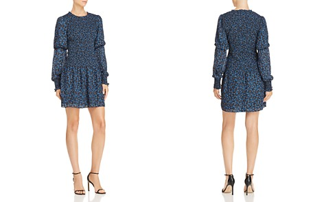 Parker Lilly Smocked Mini Dress - Bloomingdale's_2
