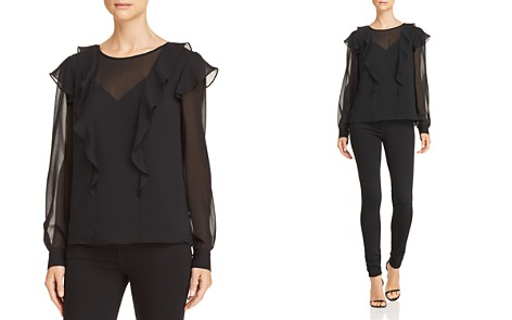 Parker Zuri Ruffled Blouse - 100% Exclusive - Bloomingdale's_2