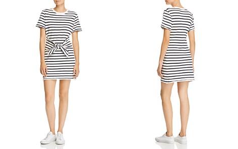 rag & bone/JEAN Halsey Tie-Front Striped T-Shirt Dress - Bloomingdale's_2
