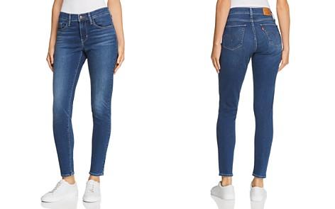 Levi's Curvy Skinny Jeans in Indigo Median - Bloomingdale's_2