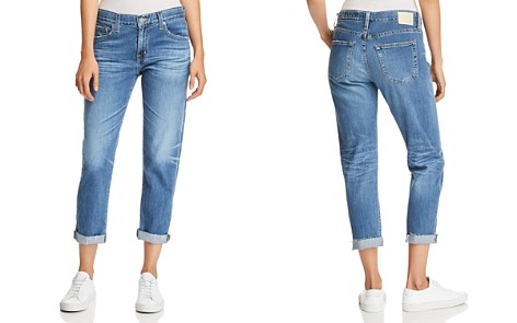 AG Ex Boyfriend Slim Jeans in 14 Years Foxtail - Bloomingdale's_2