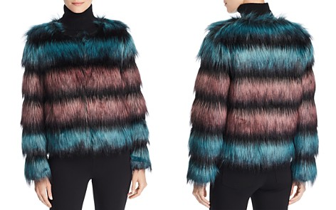Unreal Fur The Elements Faux Fur Jacket - Bloomingdale's_2