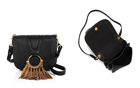 See by Chloé Hana Medium Leather Shoulder Bag - 100% Exclusive - Bloomingdale's_2