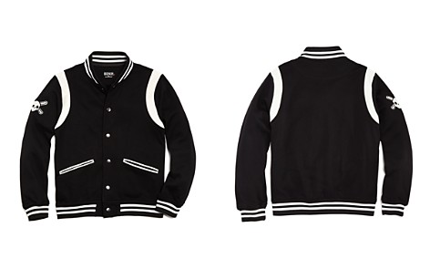 Hudson Boys' Baseball Jacket, Little Kid - 100% Exclusive - Bloomingdale's_2
