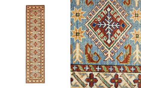 """Solo Rugs Kazak 13 Hand Knotted Area Rug, 2' 6"""" x 10' 8"""" - Bloomingdale's_2"""