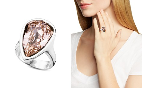 Uno de 50 Strut Crystal Statement Ring - Bloomingdale's_2