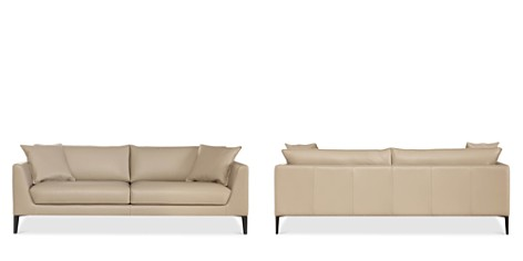 Chateau d'Ax Carmen Leather Sofa - Bloomingdale's_2