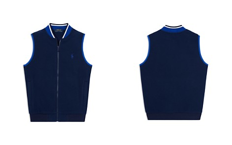 Polo Ralph Lauren Boys' Polar Fleece Vest - Big Kid - Bloomingdale's_2