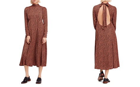 Free People Loveless Printed Midi Dress - Bloomingdale's_2