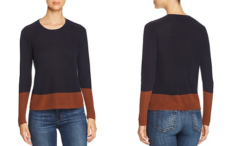 Eileen Fisher Color-Block Sweater - Bloomingdale's_2