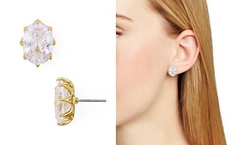 kate spade new york Oval Stud Earrings - Bloomingdale's_2