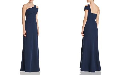 BCBGMAXAZRIA One-Shoulder Gown - Bloomingdale's_2