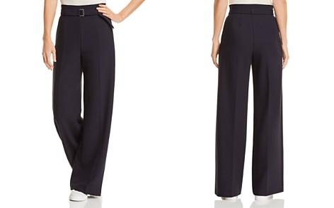 Maje Parc Wide-Leg Pants - 100% Exclusive - Bloomingdale's_2