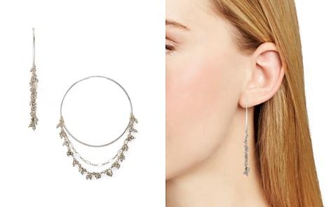 Chan Luu Labradorite Cluster Layered Hoop Earrings - Bloomingdale's_2