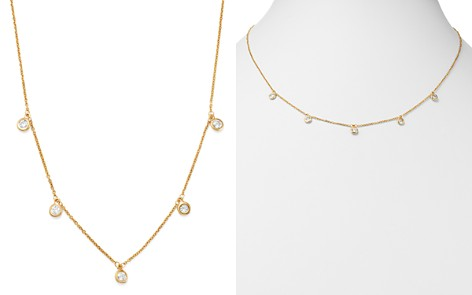 Bloomingdale's Diamond Bezel Set Station Necklace in 14K Yellow Gold, 0.50 ct. t.w. - 100% Exclusive_2