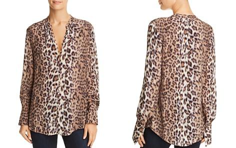 Joie Tariana Leopard-Print Shirt - Bloomingdale's_2