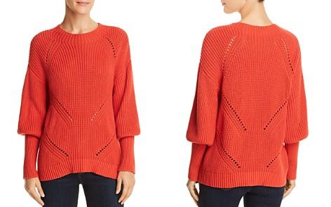 Joie Landyn Juliet-Sleeve Sweater - Bloomingdale's_2