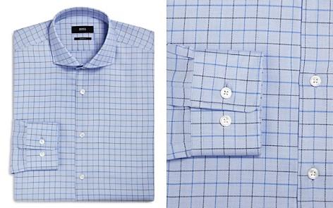 BOSS Glen Plaid Regular Fit Dress Shirt - Bloomingdale's_2