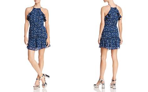 Karina Grimaldi Angelina Ruffled Floral-Print Mini Dress - Bloomingdale's_2