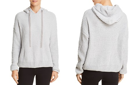 AQUA Chenille Hooded Sweater - 100% Exclusive - Bloomingdale's_2