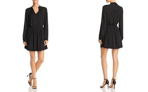 AQUA Origami Smocked Dress - 100% Exclusive - Bloomingdale's_2