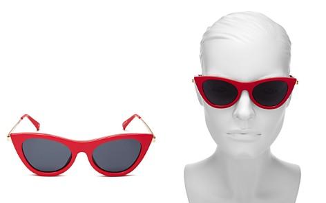 Le Specs Women's Enchantress Cat Eye Sunglasses, 50mm - 100% Exclusive - Bloomingdale's_2