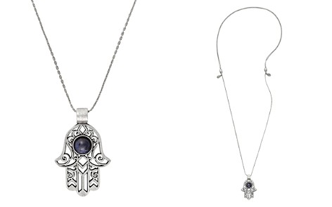 "Alex and Ani Hamsa Pendant Necklace, 32"" - Bloomingdale's_2"