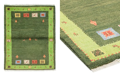 """Solo Rugs Gabbeh Harris Hand-Knotted Area Rug, 2'10"""" x 4'0"""" - Bloomingdale's_2"""