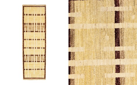 """Solo Rugs Gabbeh Annie Hand-Knotted Area Rug, 2'7"""" x 8'4"""" - Bloomingdale's_2"""
