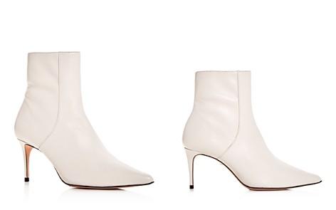 SCHUTZ Women's Bette Leather Pointed Toe Booties - Bloomingdale's_2