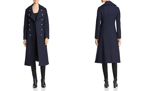 Burberry Brigadier Wool Military Coat - Bloomingdale's_2