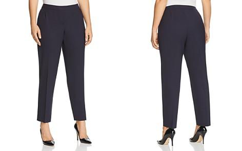 Lafayette 148 New York Plus Straight Ankle Pants - Bloomingdale's_2
