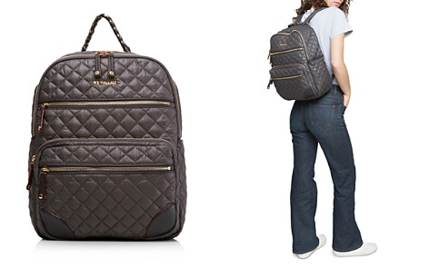 MZ WALLACE Crosby Small Nylon Backpack - Bloomingdale's_2