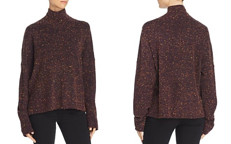 FRENCH CONNECTION Faray Mock-Neck Sweater - Bloomingdale's_2