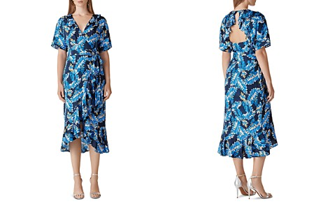 Whistles Josephine Print Wrap Dress - Bloomingdale's_2