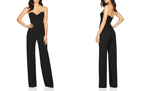 Nookie Bisous Strapless Sweetheart Jumpsuit - Bloomingdale's_2