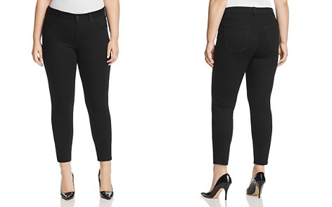 Lucky Brand Plus Lolita Cropped Skinny Jeans in Bell Road - Bloomingdale's_2